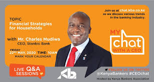 CEOChat with Charles Mudiwa